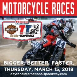 Bigger, Better, Faster TT Race